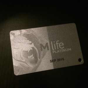 mLife Platinum Players Card
