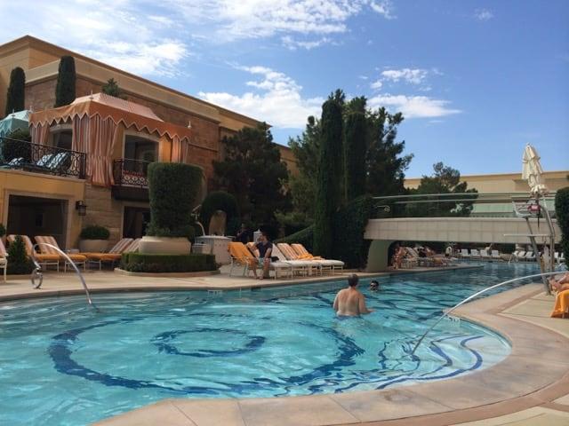 Wynn las vegas hotel review singleflyer for Pool show las vegas 2015