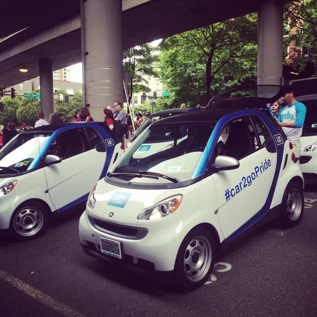 #car2goPride