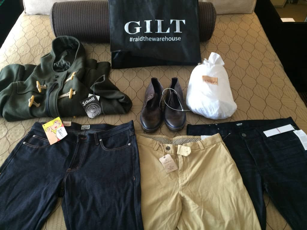 Gilt warehouse sale jeans naked and famous