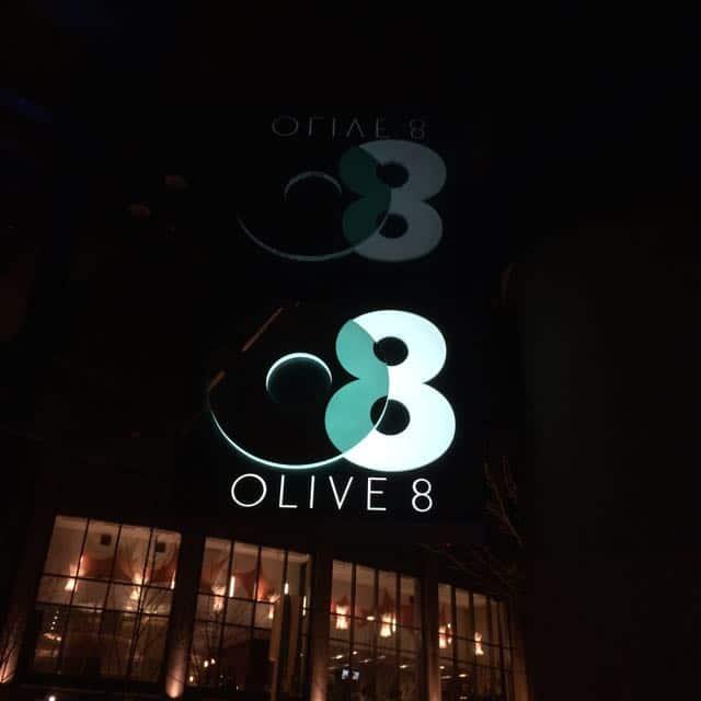 Hyatt Olive 8