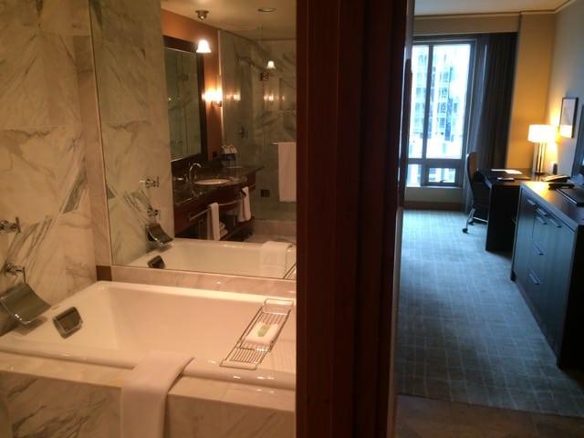 Room at Grand Hyatt
