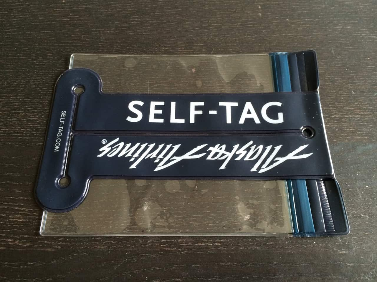 5 000 Free Alaska Airlines Miles For Self Tag Online
