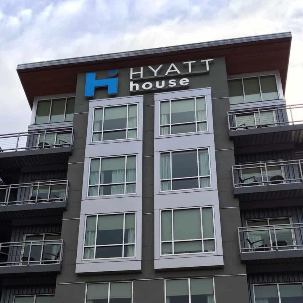 Cost of the Hyatt Diamond Challenge
