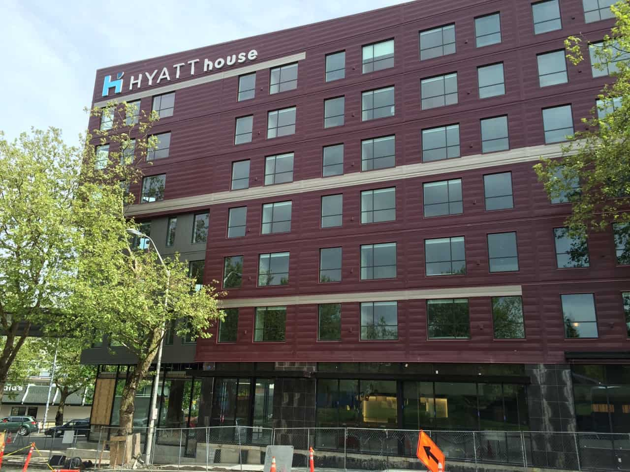 Hyatt house seattle downtown singleflyer Built in seattle
