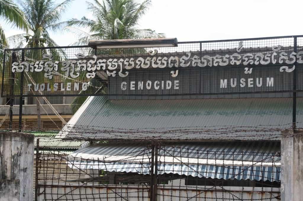 Toul Sleng Prison Cambodia