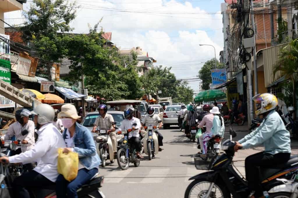 Solo Travel to Cambodia