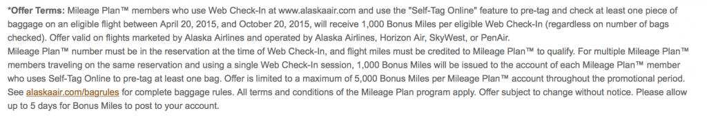 Free Alaska Airlines Miles