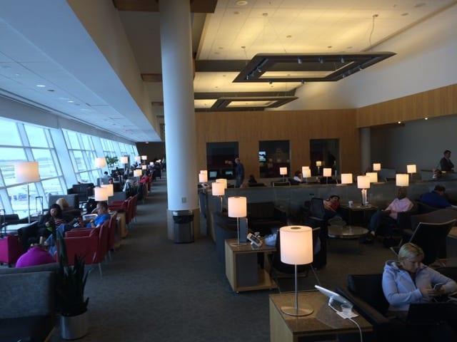 DFW Admirals Lounge