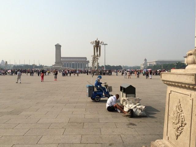 Weekend in Beijing