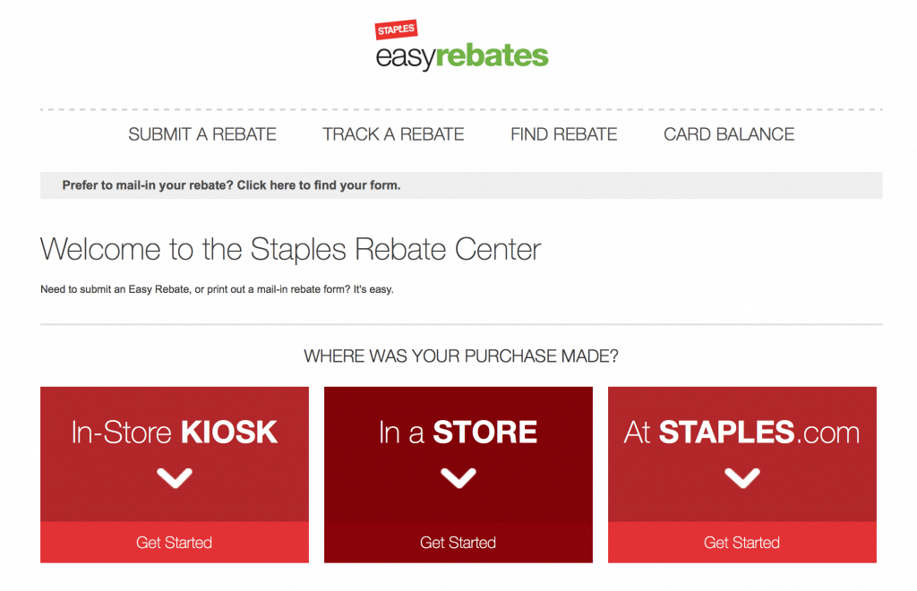 Reselling Staples Purchases
