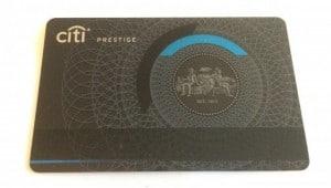 Citi Prestige Card Lounge Access