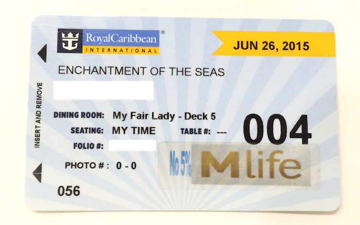 Free Royal Caribbean Cruise through Mlife Vegas