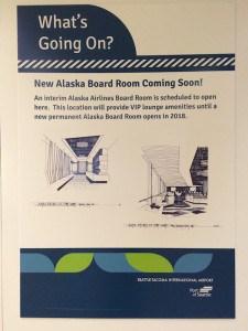 New Alaska Airlines Board Room in Seattle
