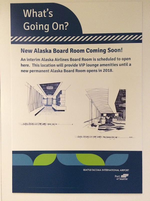New Alaska Airlines Board Room in Seattle