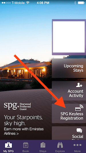 1,000 Free Starwood Preferred Guest Points