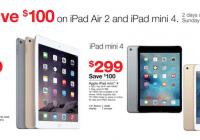 iPad Mini 4 for $269