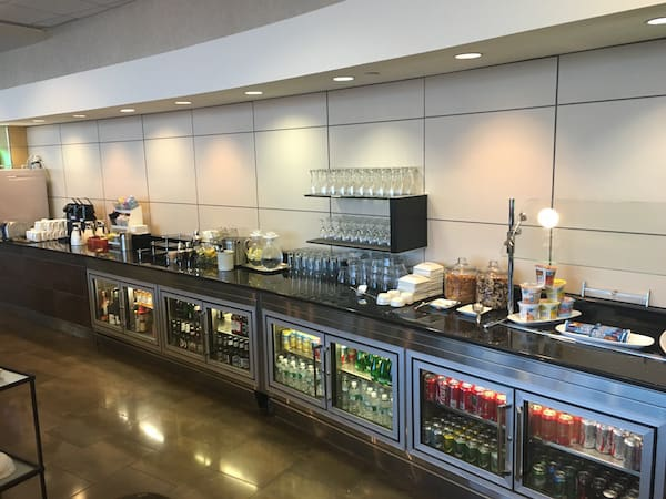 American Airlines Status/Mileage Run Admirals Club DEN American Airlines Flagship Lounge LAX American Airlines Flagship First LAX-JFK American Airlines Flagship Lounge JFK
