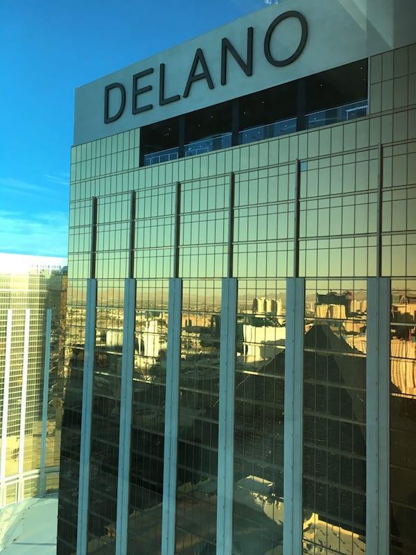 Delano Las Vegas Hotel Review Singleflyer