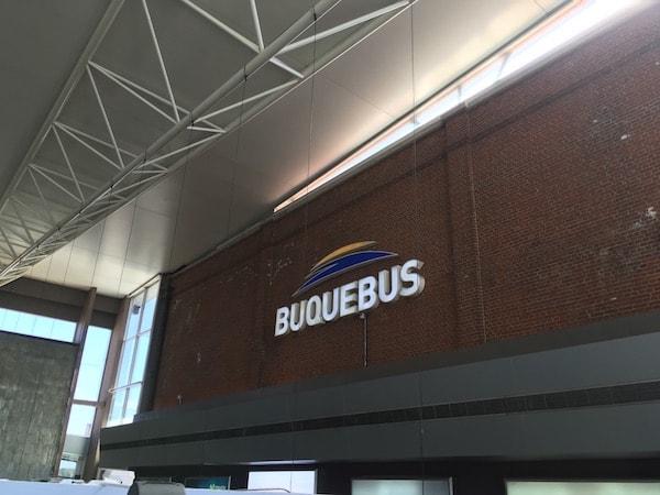 Buquebus to Colonia