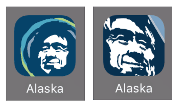 Alaska Airlines brand refresh