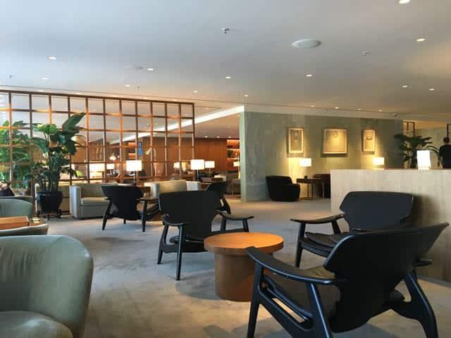 The Pier First Class Lounge
