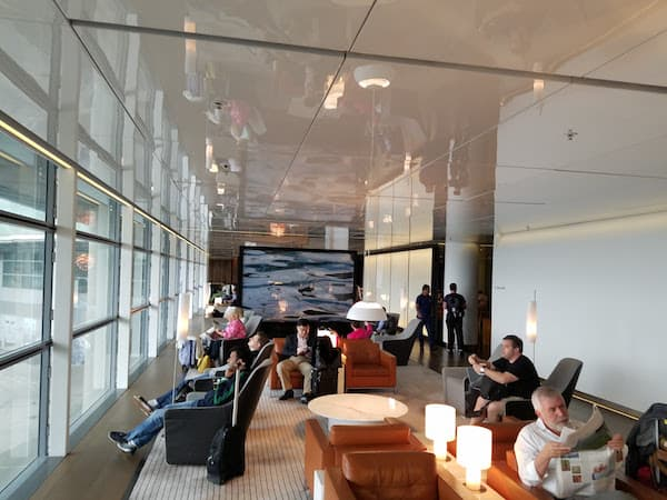 The Bridge Business Class Lounge