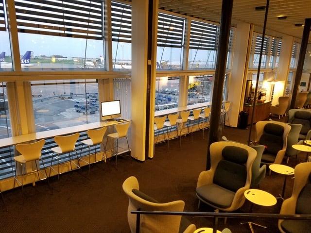 Aviator Lounge CPH