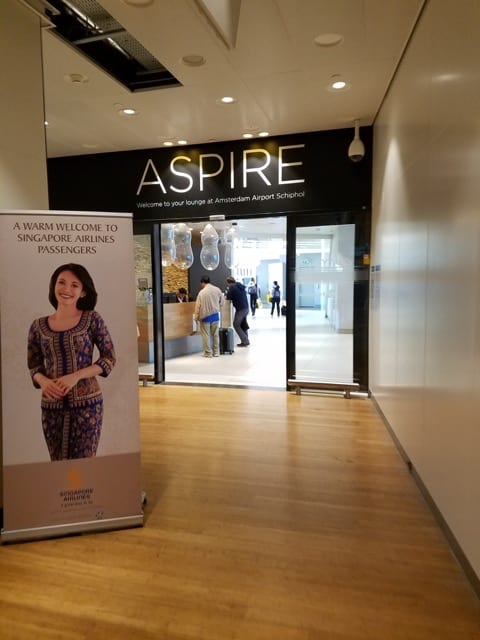 Aspire Lounge 41 AMS
