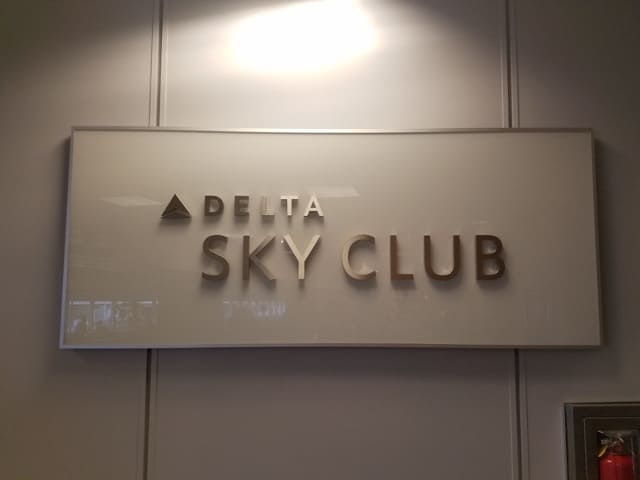 Delta Sky Club SLC