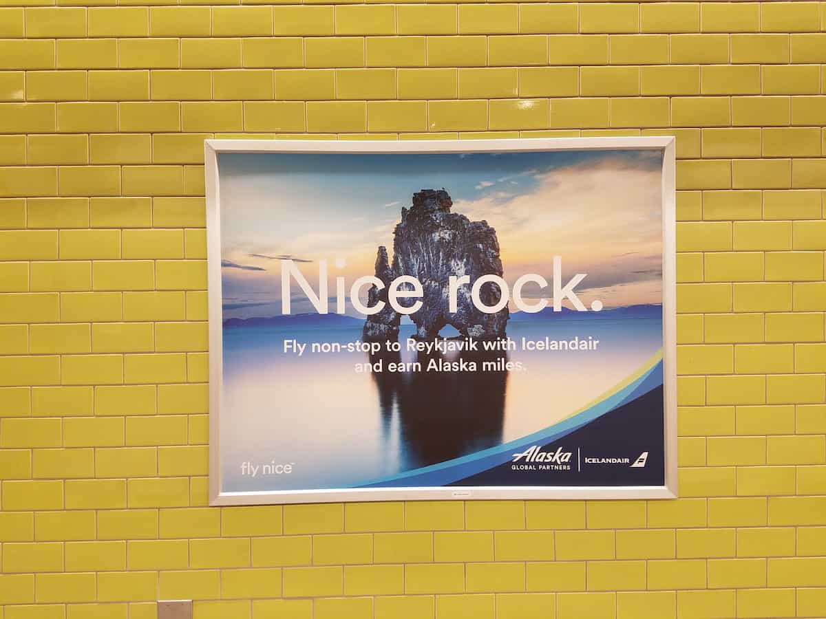 Alaska Airlines Fly Nice Ad Campaign Singleflyer