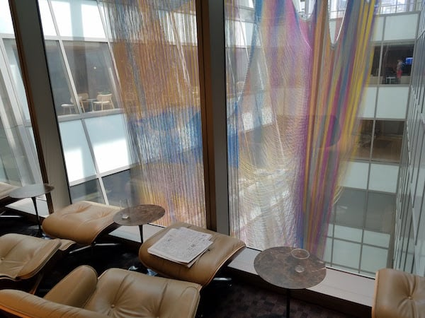oneworld Business Class Lounge LAX