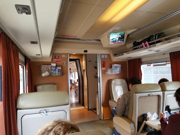 Amtrak Cascades To Seattle Singleflyer