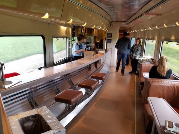 Amtrak Food Service