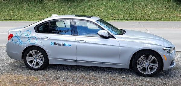 ReachNow vs Car2Go