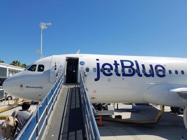 JetBlue Mileage Run