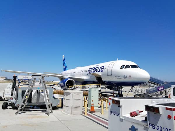 JetBlue Mileage Run