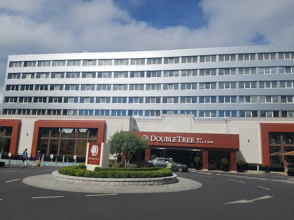 DoubleTree Dublin Burlington Road