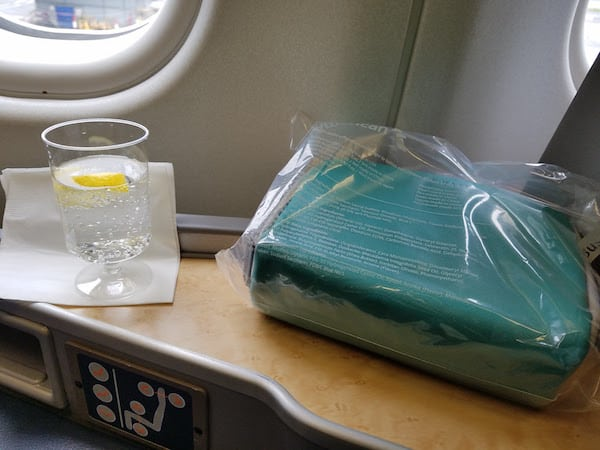 American Airlines A330-200 Business Class DUB-ORD