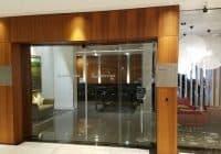 Qantas Business Lounge Auckland