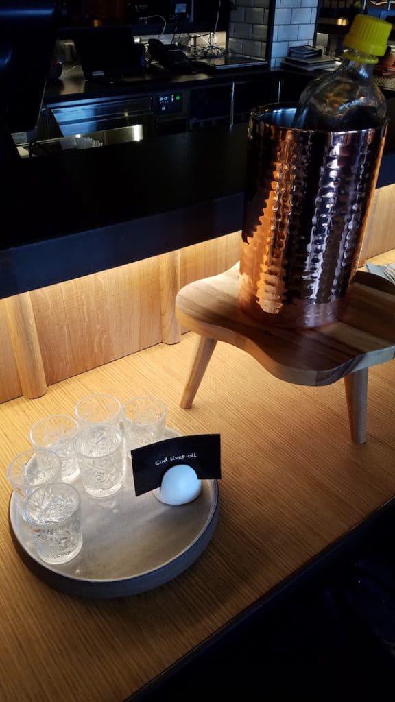 Geiri Smart Restaurant