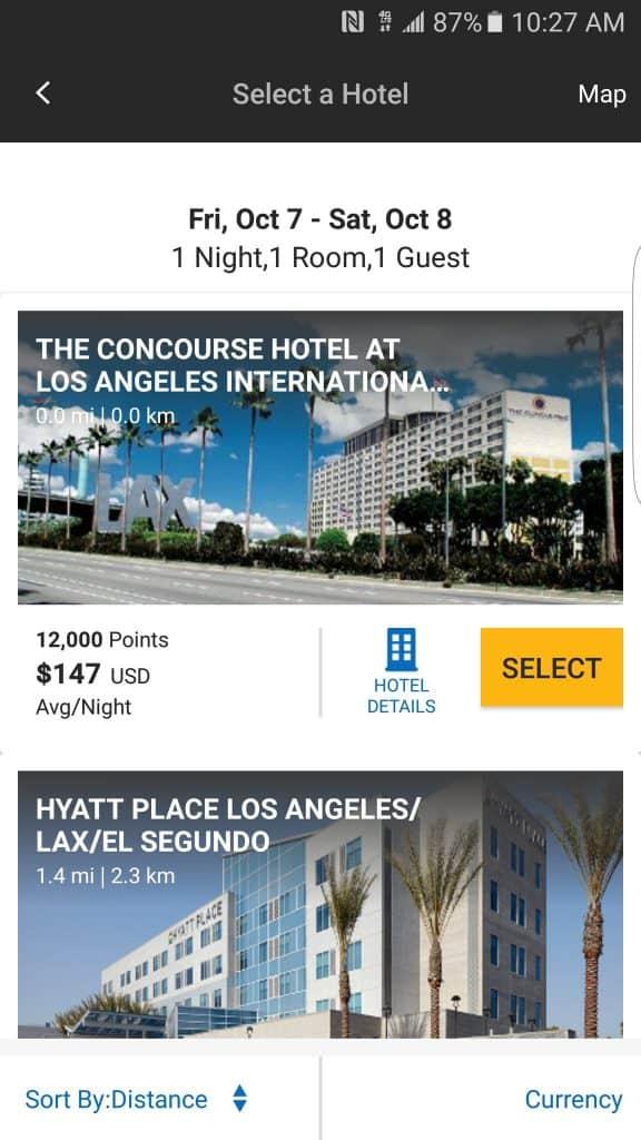 The Concourse Hotel Officially Renamed Hyatt Regency LAX