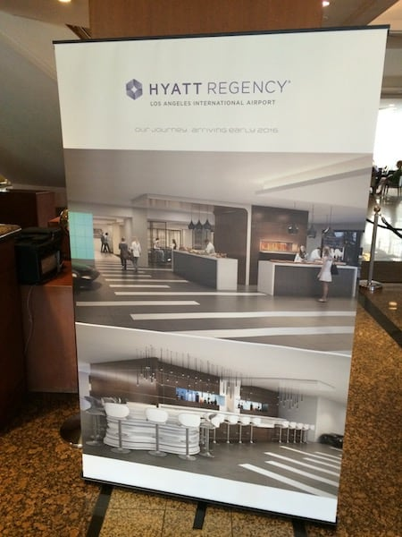 The Concourse Hotel Officially Renamed Hyatt Regency LAX