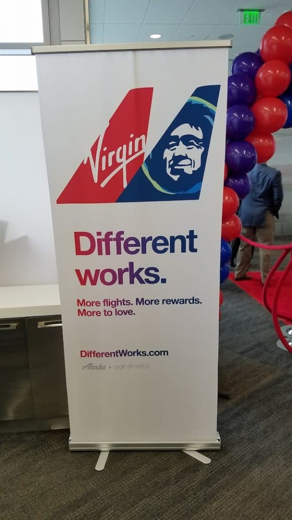 Alaska + Virgin Merger Ad Campaign