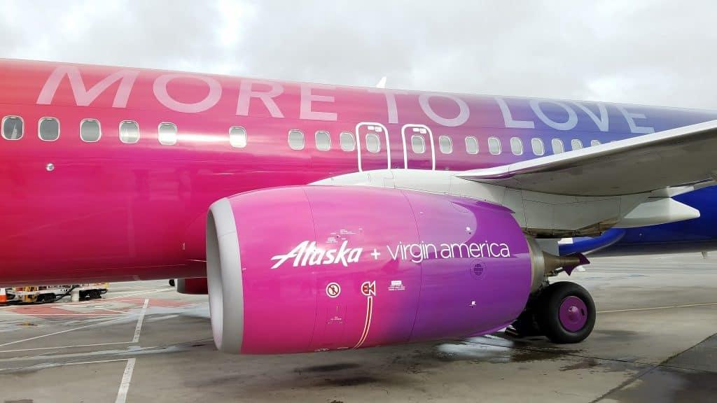 Alaska Airlines Game Changer Mileage Plan Update