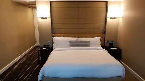 Grand Hyatt Melbourne Foyer : Grand hyatt melbourne review singleflyer