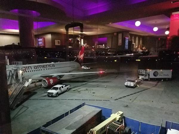 Virgin America Loft