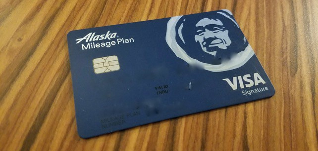 Alaska Airlines Visa Companion Fare