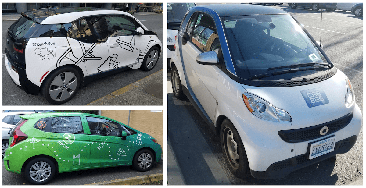 Car2go Vs Reachnow Vs Zipcar Car Share Singleflyer