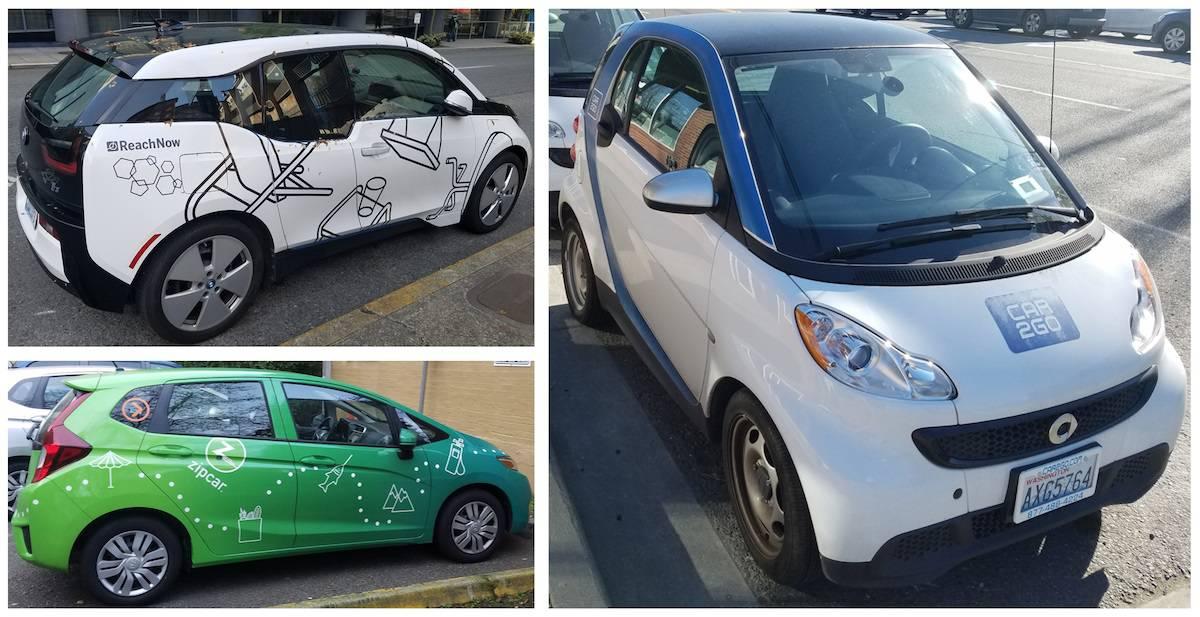 Car2go Vs Reachnow Vs Zipcar Car Share Singleflyer